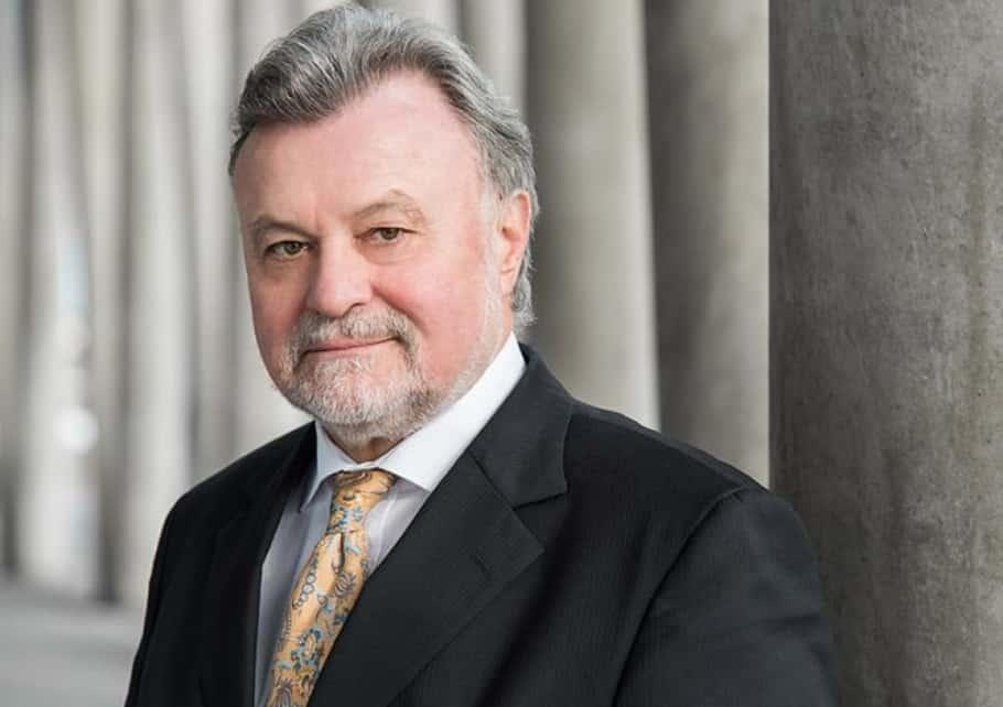 Attorney Reinhard Patzina